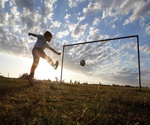 Aktivitete sportive me të rinjt